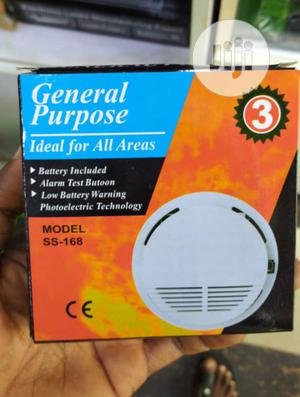 High Sensitive Battery Operated Photoelectric Smoke Alarm. | Home Appliances for sale in Lagos State, Amuwo-Odofin