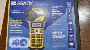 Brady Bmp21-plus Hand-held Label Printer Kit | Printing Equipment for sale in Rivers State, Port-Harcourt