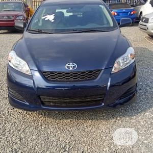 Toyota Matrix 2009 Blue | Cars for sale in Lagos State, Ikorodu