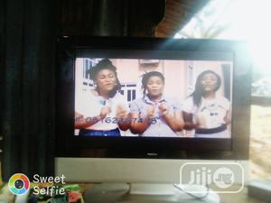 Goodmans Wall Tv 15inches Shinning Black With Dvd   TV & DVD Equipment for sale in Imo State, Owerri