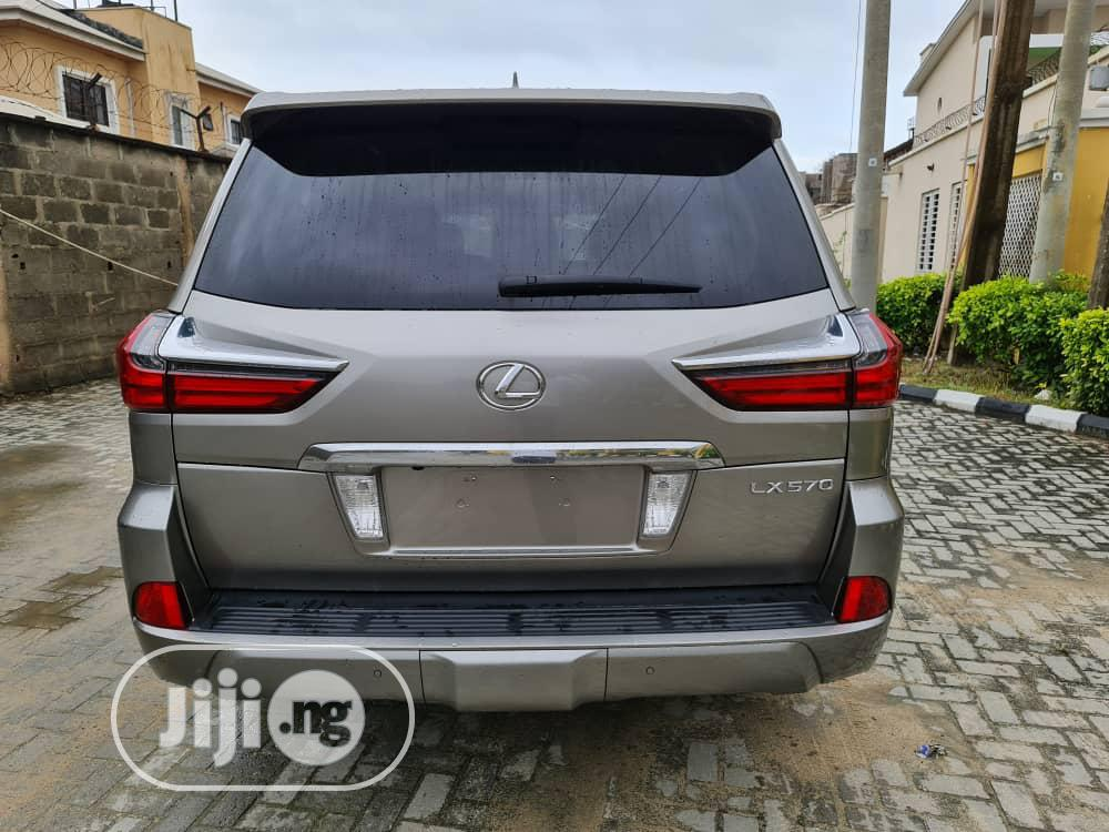Lexus LX 2017 570 Base | Cars for sale in Lekki, Lagos State, Nigeria