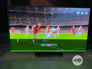 "65"" LG Oled Oled65b7a 65-inch 4K Ultra HD Smart Oled TV | TV & DVD Equipment for sale in Lagos State, Ojo"
