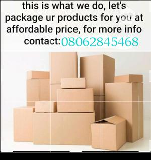 Package Your Products | Manufacturing Services for sale in Lagos State, Agege