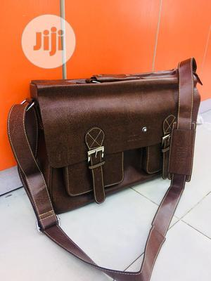 Montblanc Leather Bag For Men's | Bags for sale in Lagos State, Lagos Island (Eko)