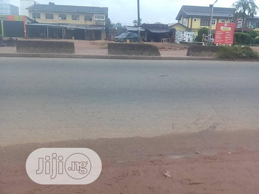 Archive: A Bungalow on a 50 by 100 Behind GT F.Food Beside Z.Bank