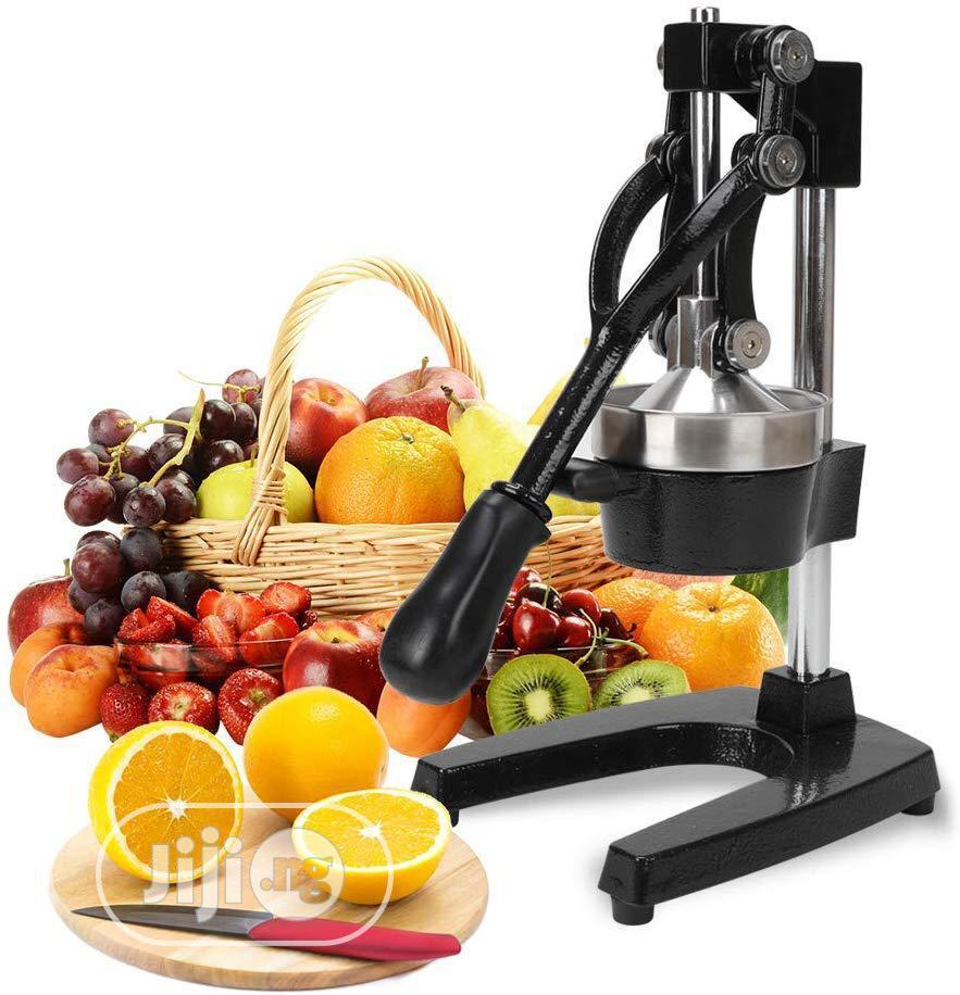 Commercial Manual Orange Juice Extractor