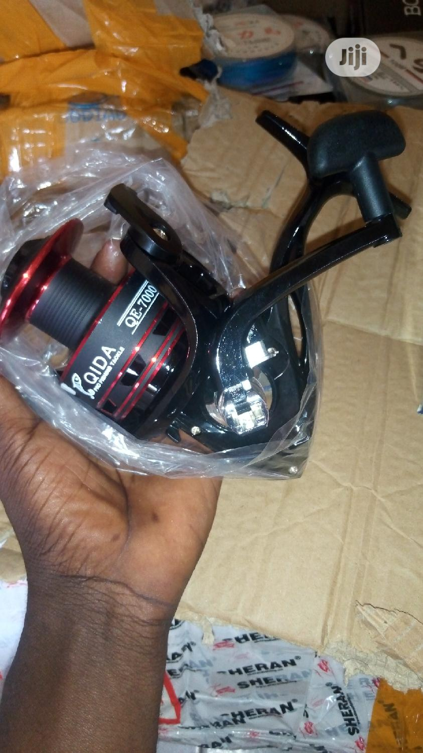 Archive: Fishing Reel - Size 7000 Series