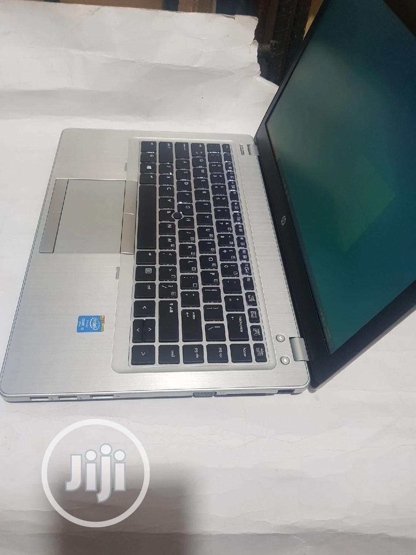 Laptop HP EliteBook Folio 9480M 4GB Intel Core i5 SSD 128GB | Laptops & Computers for sale in Victoria Island, Lagos State, Nigeria