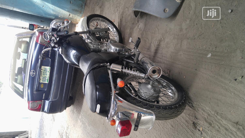 Archive: Suzuki Intruder 2007 Black