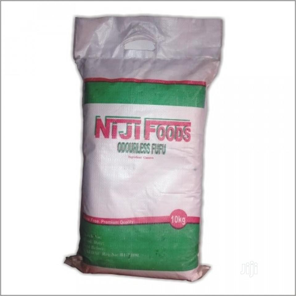Niji Odourless Fufu,Garri And Yam Flour | Meals & Drinks for sale in Lekki, Lagos State, Nigeria