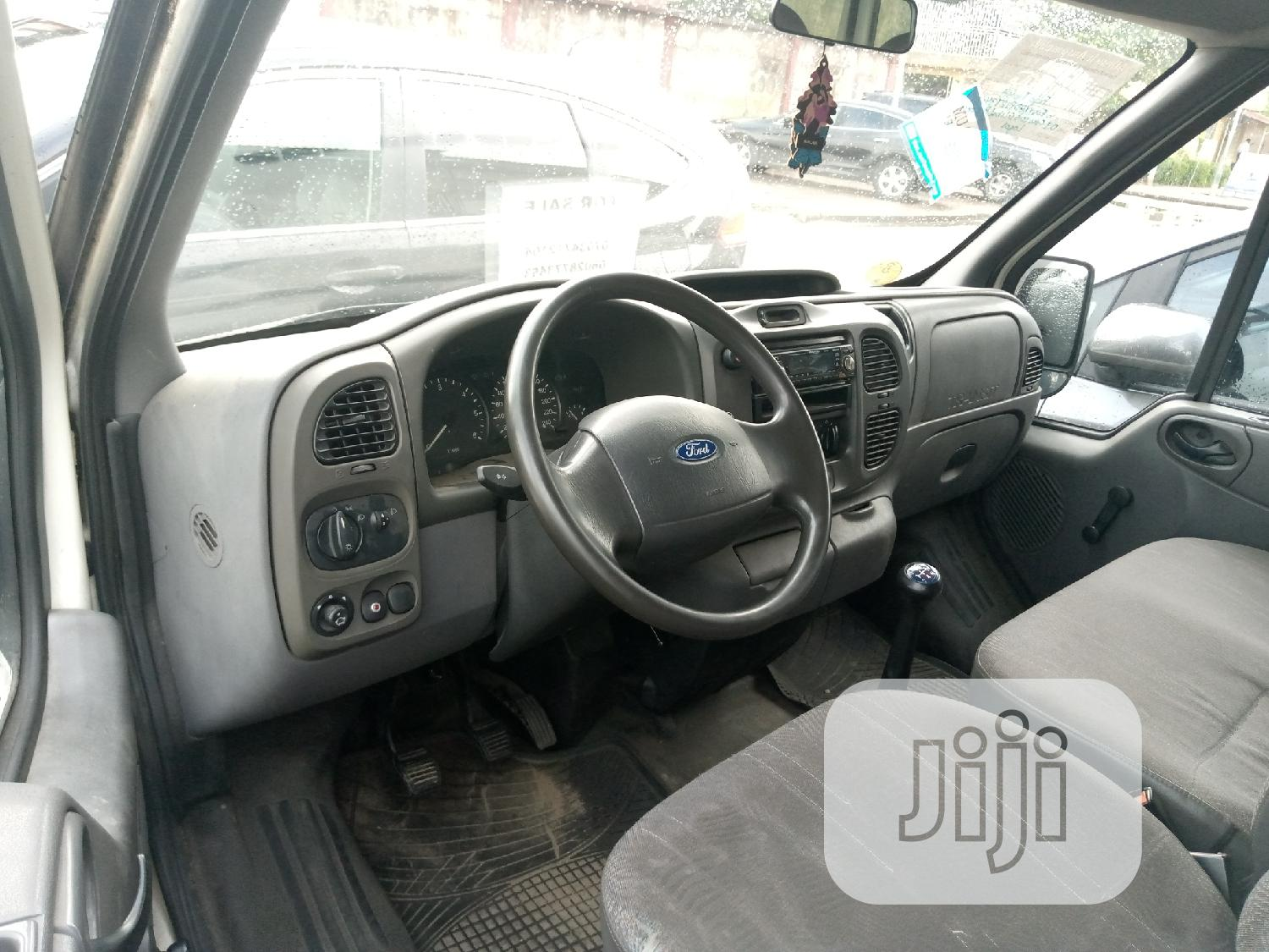 Ford Transit 2002 Duty Paid   Buses & Microbuses for sale in Amuwo-Odofin, Lagos State, Nigeria