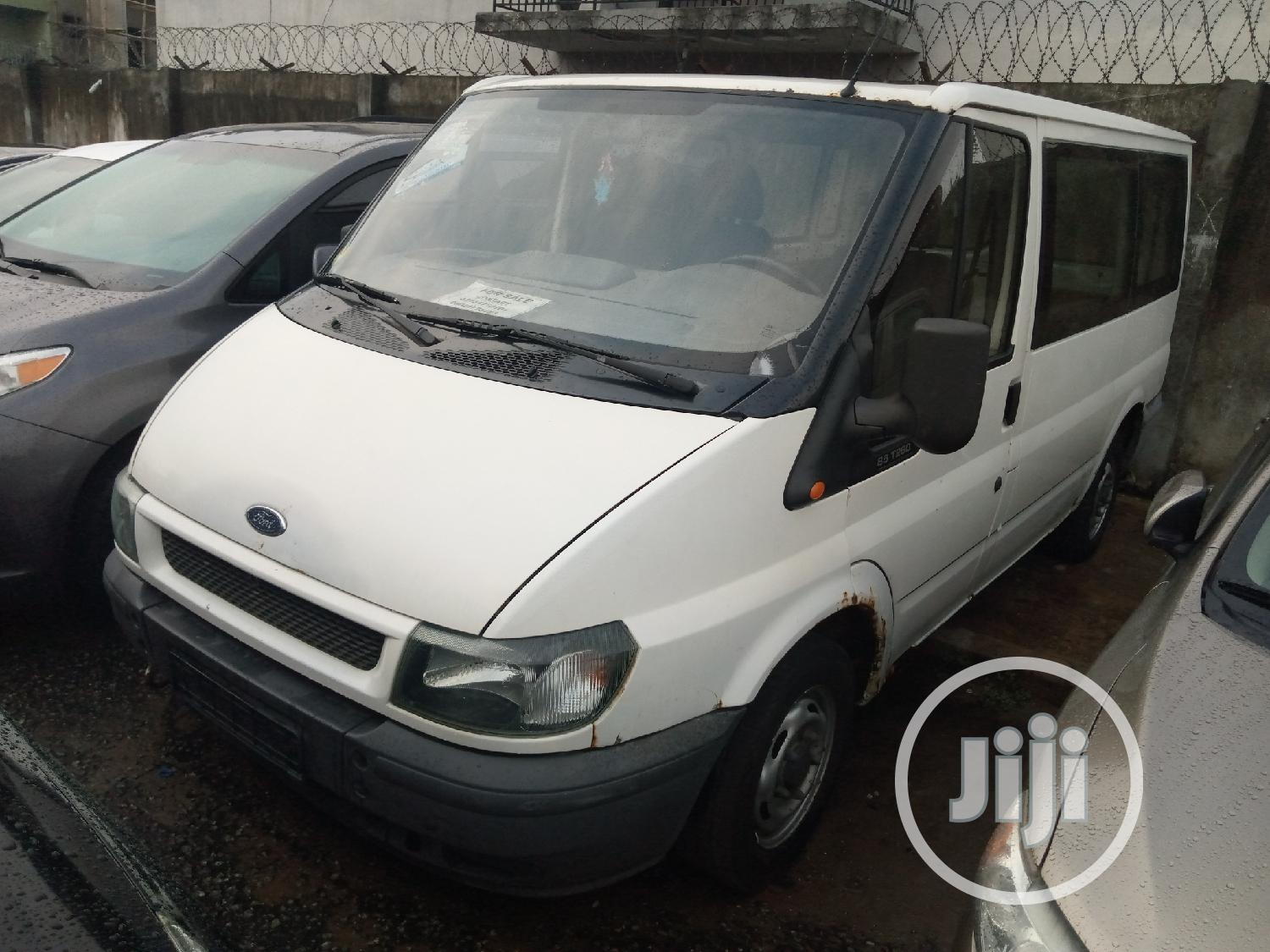 Ford Transit 2002 Duty Paid