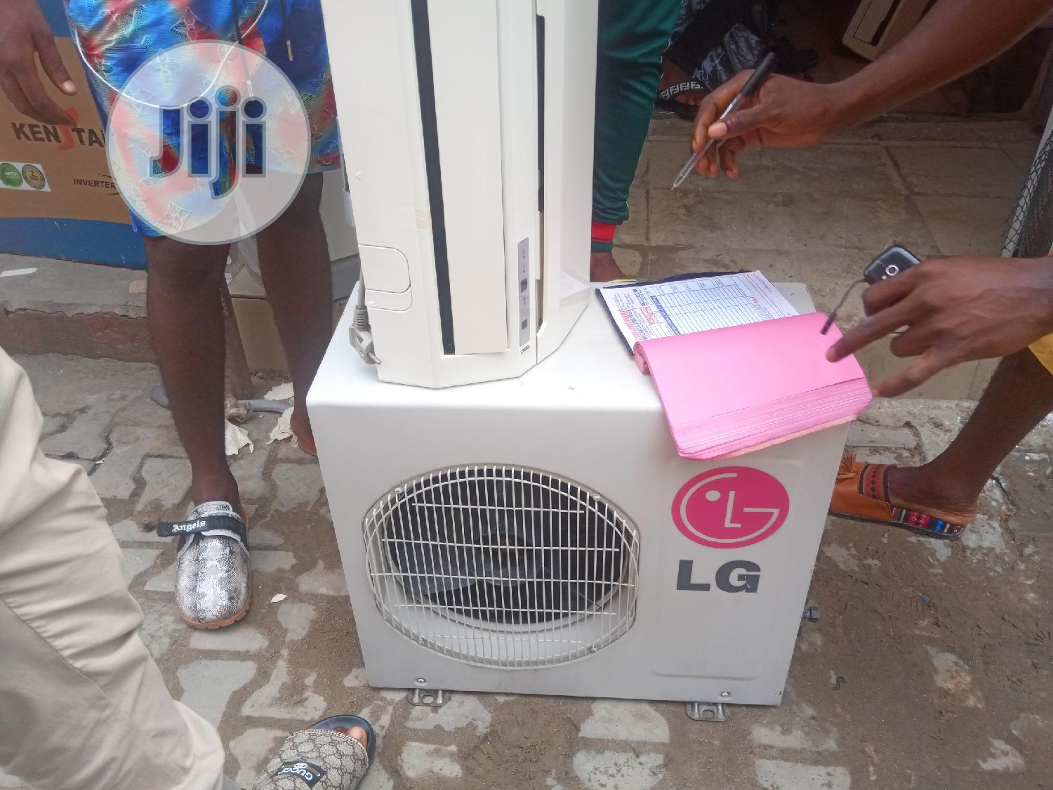 Archive: 1hp Lg Air Conditioner