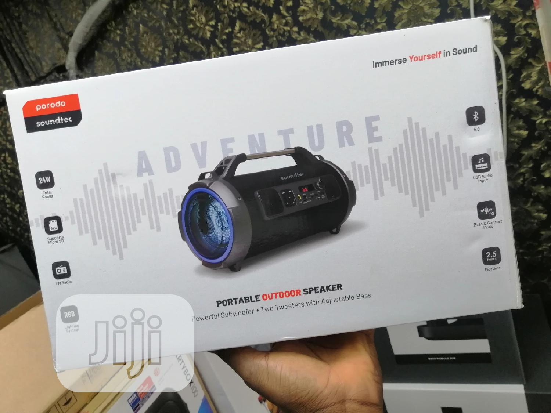 Porodo Soundtec Outdoor Wireless Speaker