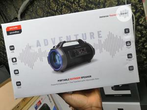 Porodo Soundtec Outdoor Wireless Speaker   Audio & Music Equipment for sale in Lagos State, Ikeja