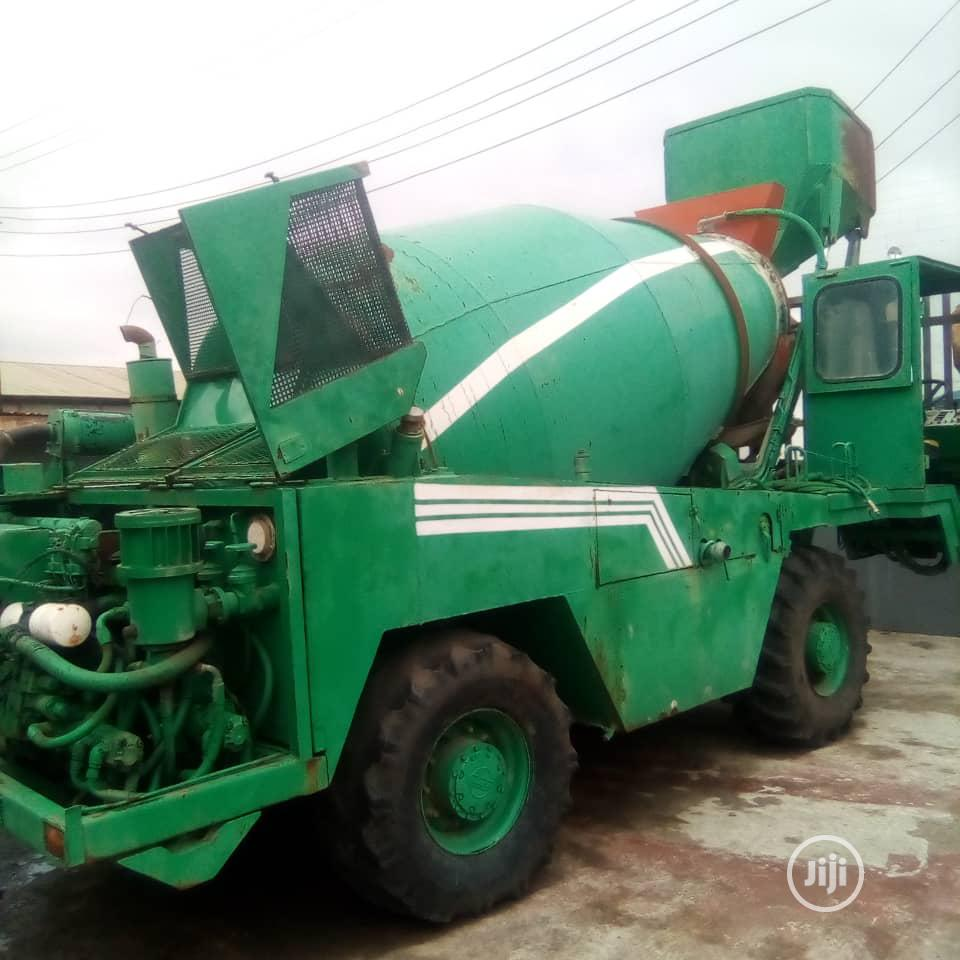 Defrent Concrete Mixer For Sale. Very Strong Machine.   Heavy Equipment for sale in Amuwo-Odofin, Lagos State, Nigeria