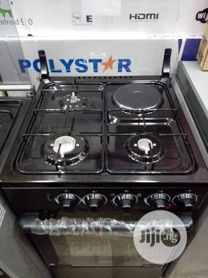 Midea 3burner Gas + 1 Electric Cooker + Oven And Grill   Kitchen Appliances for sale in Lagos State, Ojo