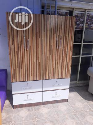 4 Doors High Quality Wardrobe   Furniture for sale in Lagos State, Ojo