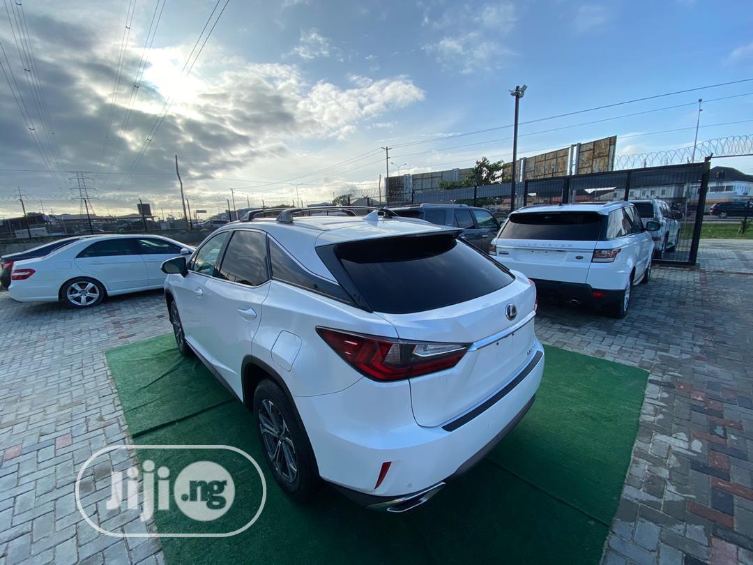 Lexus RX 2016 White   Cars for sale in Lekki, Lagos State, Nigeria