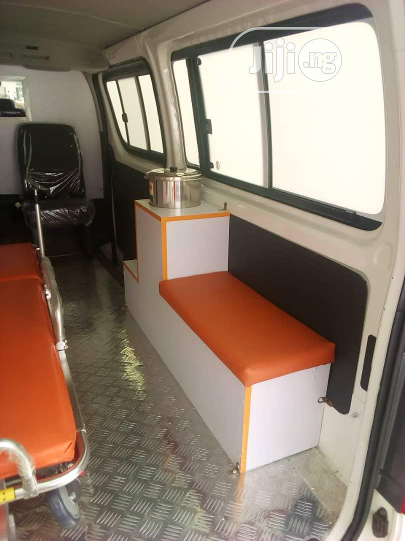Toyota Hiace Bus Ambulance | Buses & Microbuses for sale in Maryland, Lagos State, Nigeria
