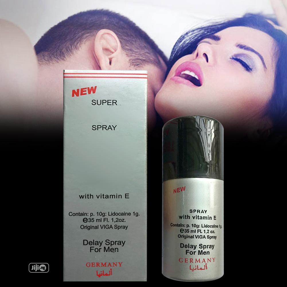 SUPER VIGA SPRAY Viga 100000 Delay Spray