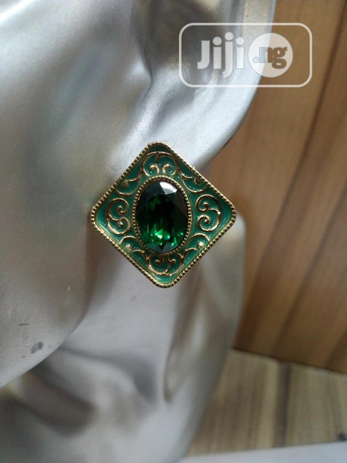 Archive: Stone Earring 003
