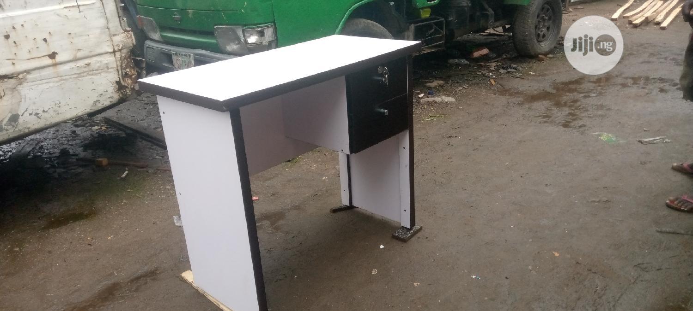 18*3fit Destop Table | Furniture for sale in Oshodi, Lagos State, Nigeria