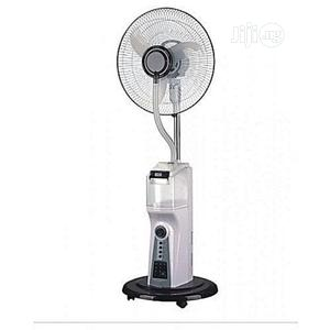 """Lontor 18"""" Rechargeable Mist Water Fan 
