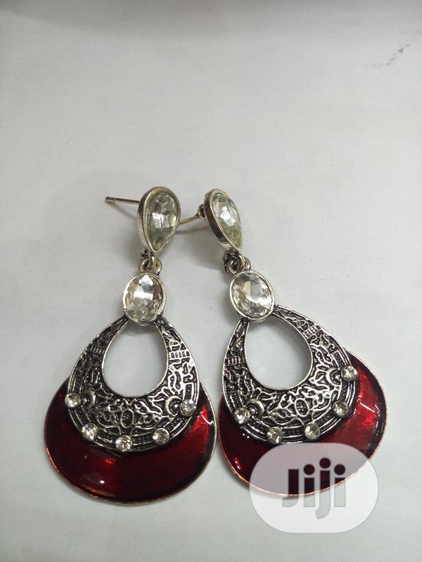 Archive: Stone Earring 006