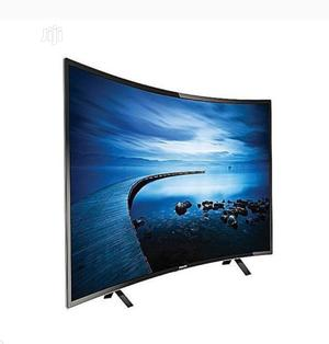 ZUM 32inches Curved HD LED TV + Wall Bracket | TV & DVD Equipment for sale in Abuja (FCT) State, Kubwa