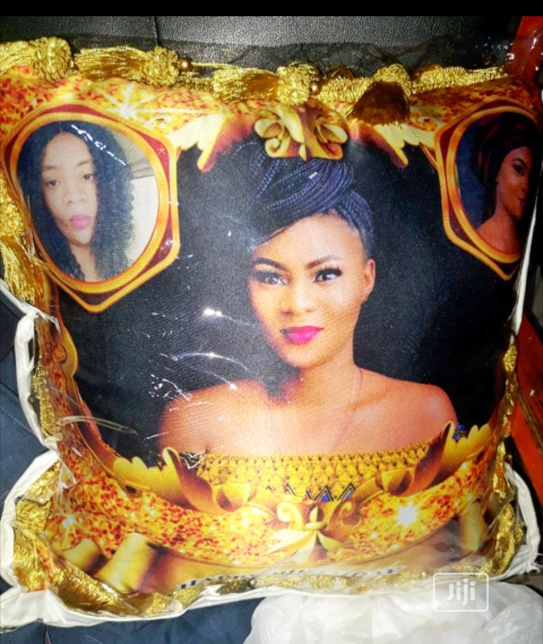 Throw Pillows | Printing Services for sale in Surulere, Lagos State, Nigeria