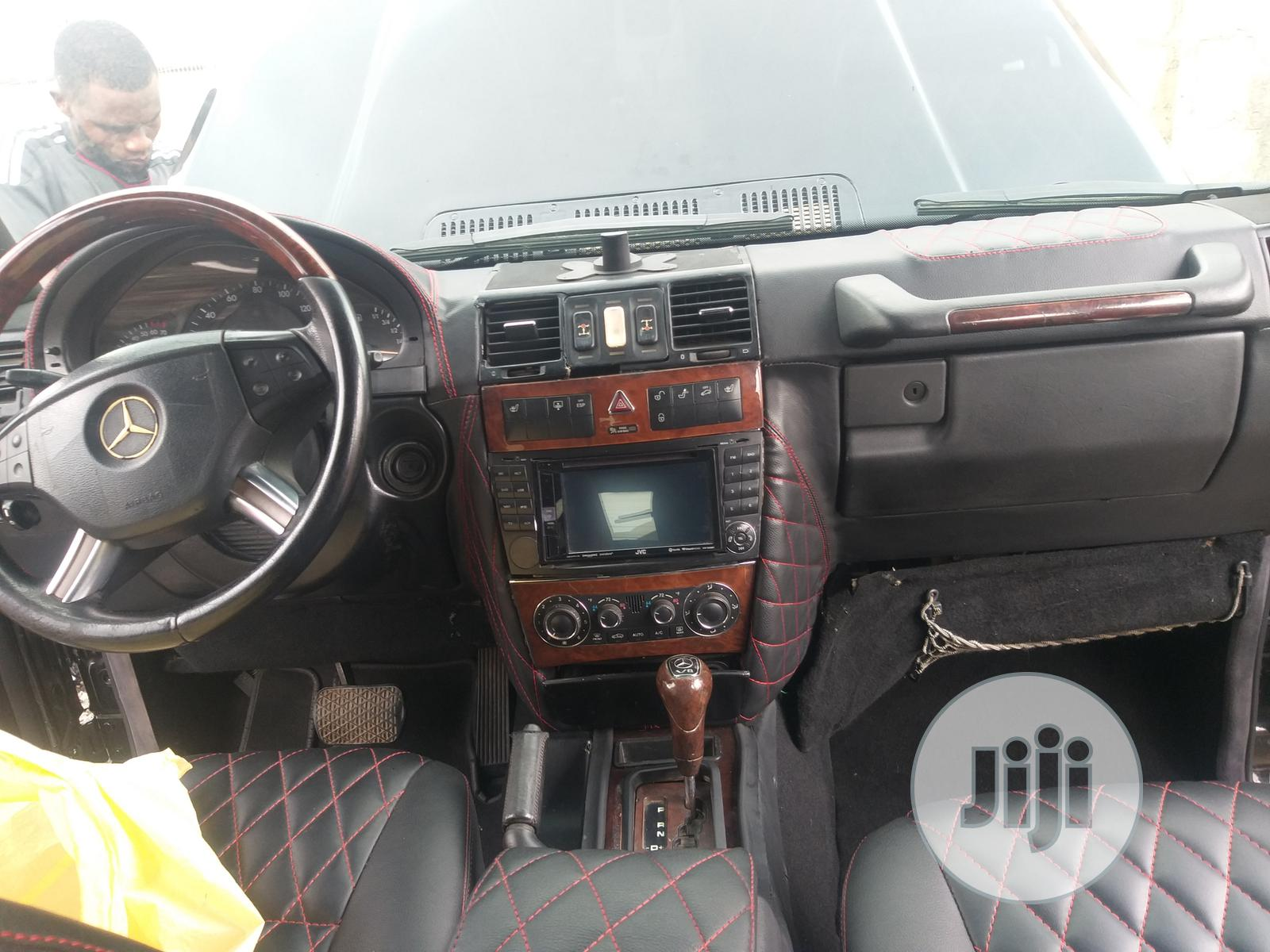 Mercedes-Benz M Class 2012 Black   Cars for sale in Ojota, Lagos State, Nigeria