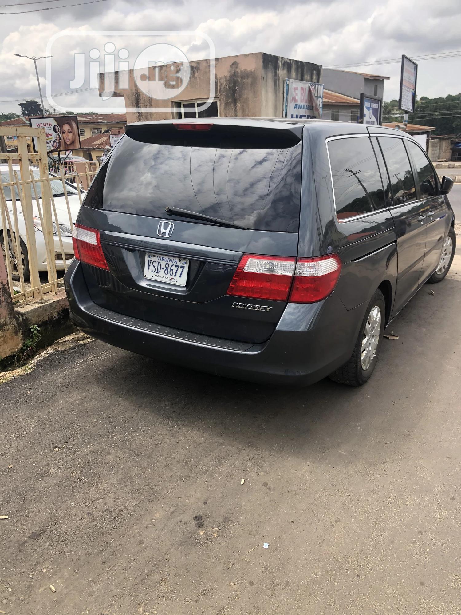 Honda Odyssey 2006 EX Gray | Cars for sale in Ibadan, Oyo State, Nigeria