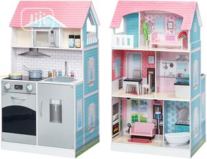Kreamson 2 In 1 Posh Kitchen Doll House | Toys for sale in Lagos State, Ajah
