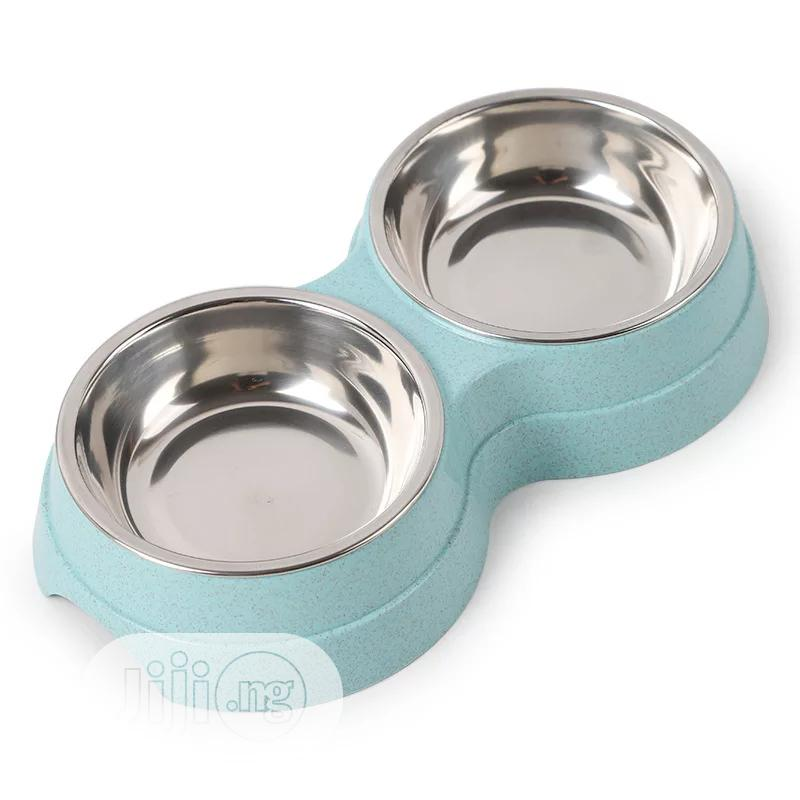 2 In 1 Exotic Pet Plate | Pet's Accessories for sale in Kubwa, Abuja (FCT) State, Nigeria