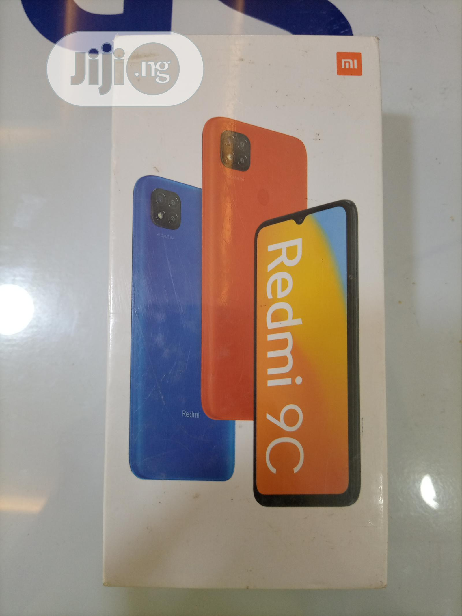 New Xiaomi Redmi 9C 32 GB Gray | Mobile Phones for sale in Agege, Lagos State, Nigeria