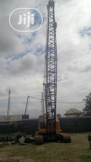 Neatly Used 60tonnes NCK Rappier Crawler Crane | Heavy Equipment for sale in Rivers State, Port-Harcourt