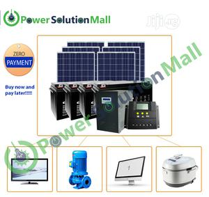 3200W Quality SOLAR Installation (With Pay Later Option) | Solar Energy for sale in Lagos State, Victoria Island