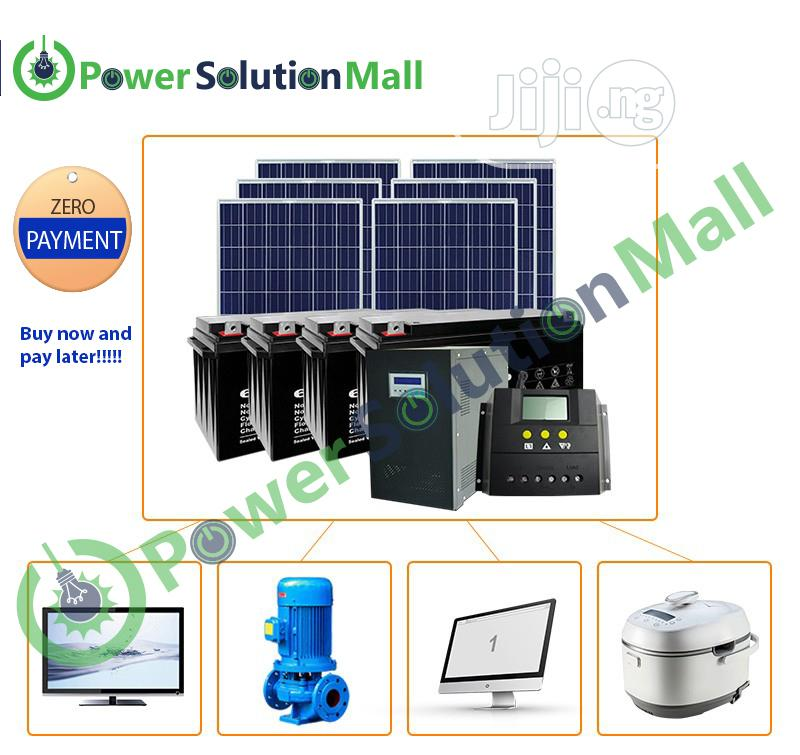 3200W Quality SOLAR Installation (With Pay Later Option)