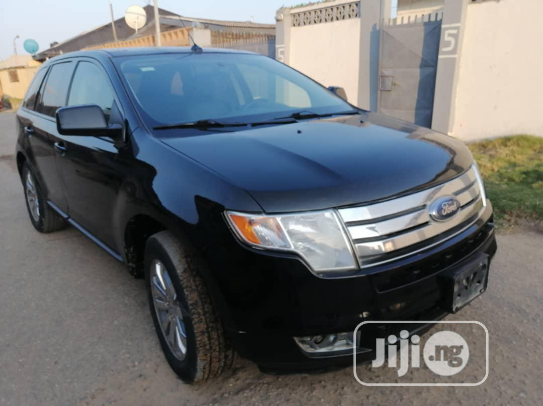 Ford Edge 2008 SE 4dr FWD (3.5L 6cyl 6A) Black
