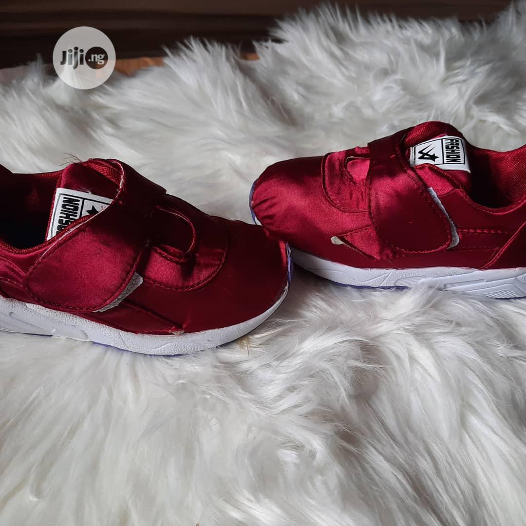 Quality Girls Casual Shoe