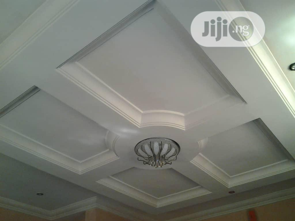 The Best Of Wall Screeding, Pop Ceiling, TV Stand. | Building & Trades Services for sale in Abeokuta North, Ogun State, Nigeria