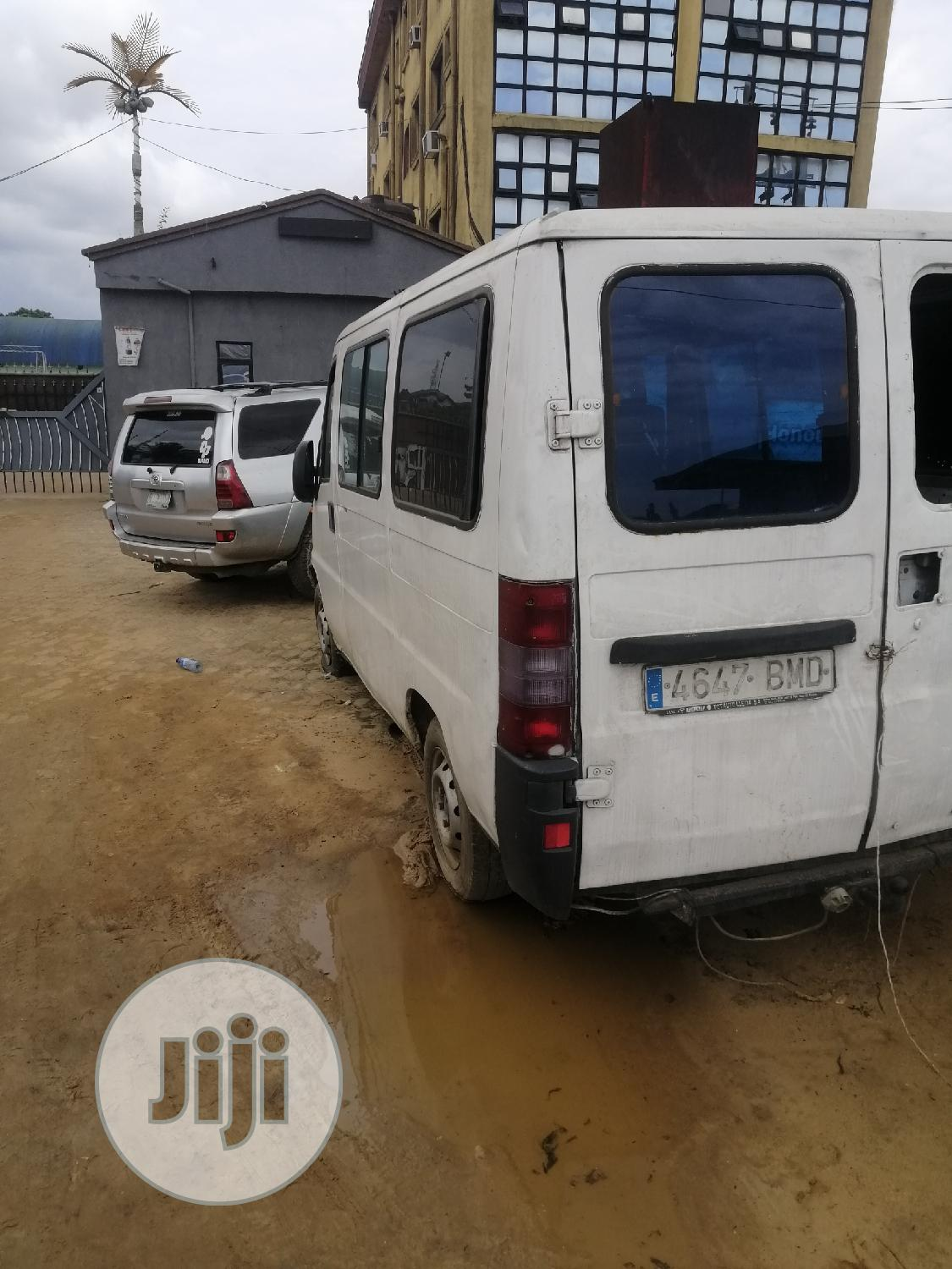 Fiat Ducato 2000 White | Buses & Microbuses for sale in Ojo, Lagos State, Nigeria