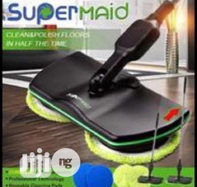 Supermaid Floor Scrubber