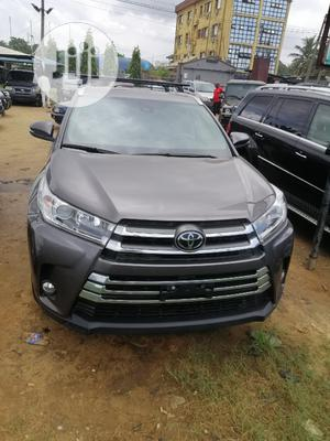 Toyota Highlander 2018 Brown | Cars for sale in Lagos State, Ojo