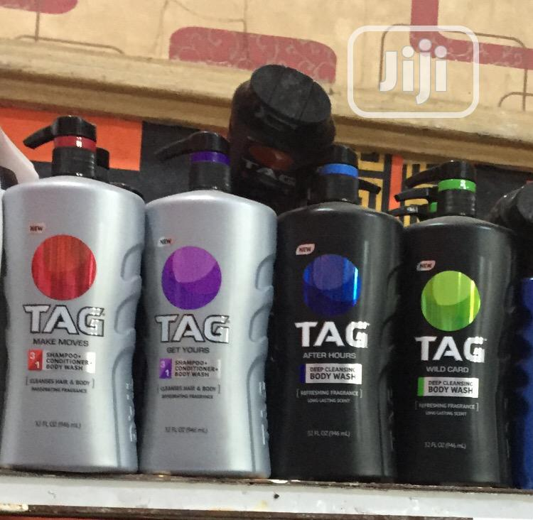 Archive: TAG Body Wash
