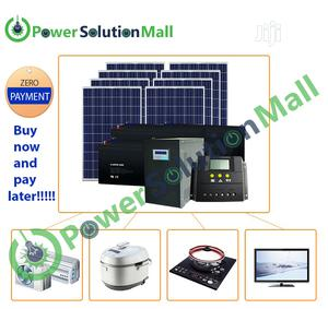 5kva SOLAR Solution Installation (With Pay Later Option)   Solar Energy for sale in Lagos State, Gbagada