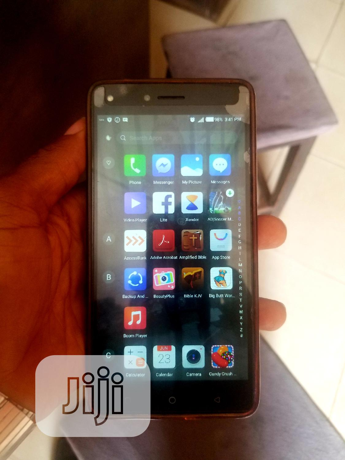 Tecno W5 Lite 16 GB Black | Mobile Phones for sale in Enugu, Enugu State, Nigeria
