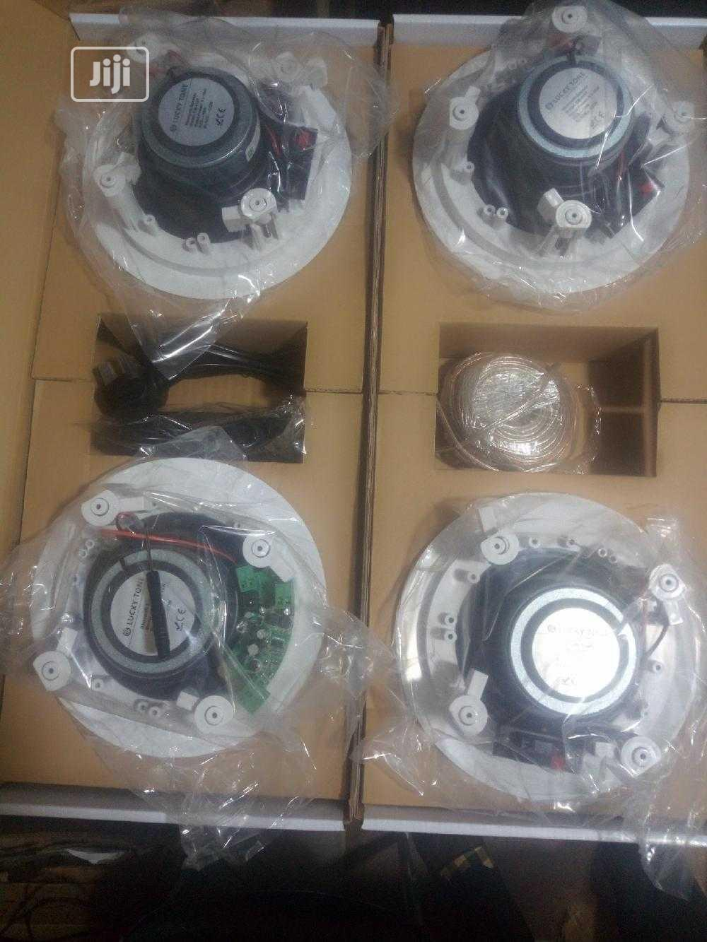 Dart 4way Ceiling Speaker | Audio & Music Equipment for sale in Lekki, Lagos State, Nigeria