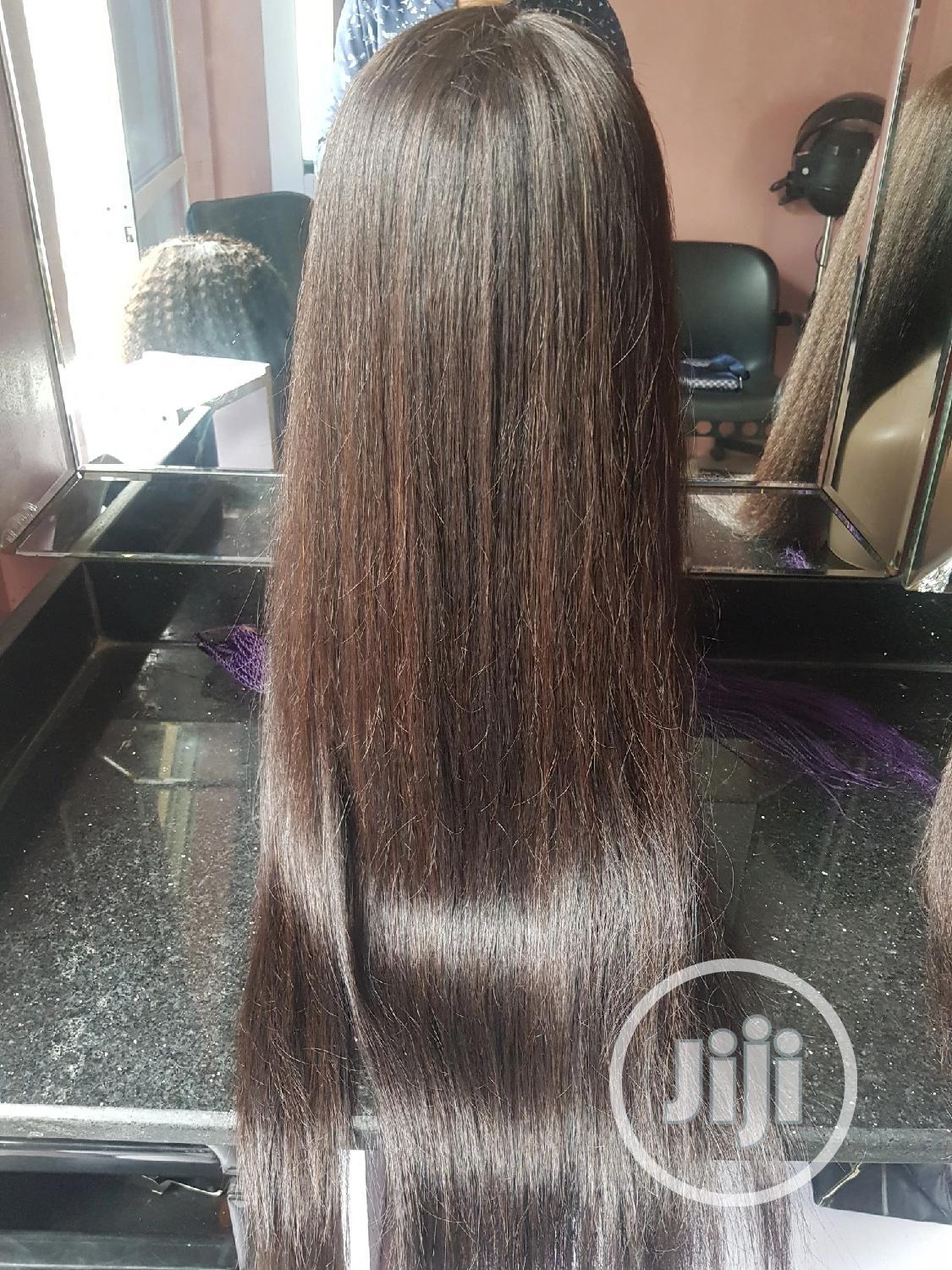 Bone Straight Human Hair | Hair Beauty for sale in Maryland, Lagos State, Nigeria